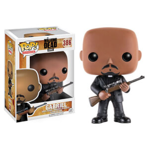 Figura Pop! Vinyl Gabriel - The Walking Dead