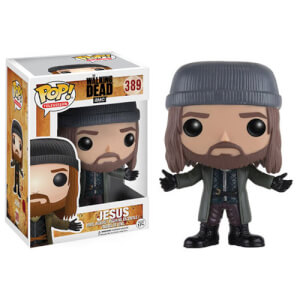 The Walking Dead Jesus Funko Pop! Figuur