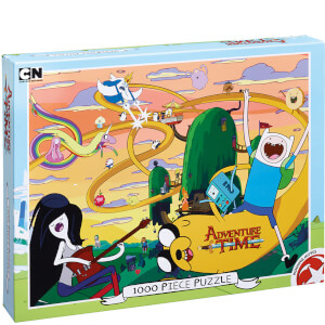 Adventure Time Puzzle (1000 Pieces)