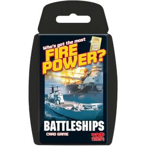 Top Trumps - Battleships