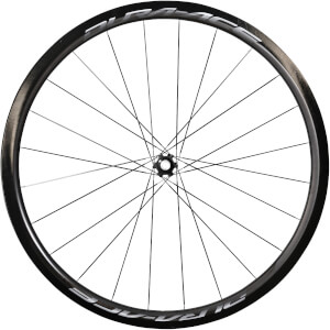 Shimano Dura Ace R9170 C40 Carbon Tubular Front Wheel - 12 x 100mm Thru Axle - Centre Lock Disc