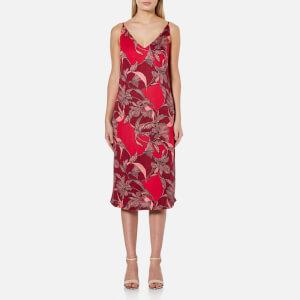 MINKPINK Women's Femme Fatel Slip Dress - Multi