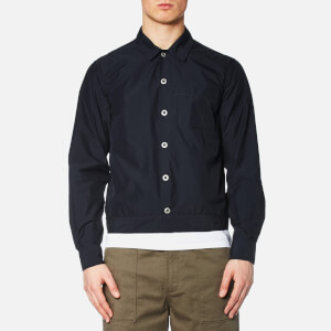 Universal Works Men's Uniform Shirt - Navy