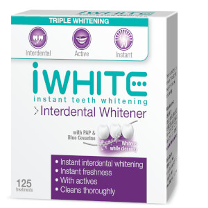 iWhite Instant Interdental Whitener 美白牙線 - 125 Treatments
