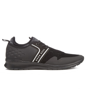 BOSS Green Men's Extreme Run Trainers - Black