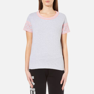 KENZO Women's Cotton Skate Jersey T-Shirt - Steel Grey