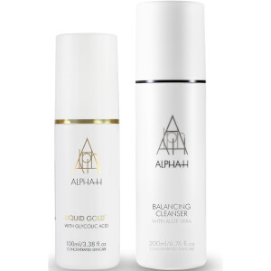 Alpha-H Liquid Gold Ultimate Resurfacing Duo