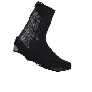 Santini Neo Optic Waterproof Overshoes - Black