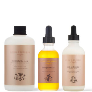 Grow Gorgeous Strengthening Trio (Worth £6.50)