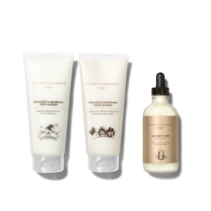 Grow Gorgeous Colour Protection Trio (Worth $115)