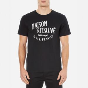 Maison Kitsune Men's Palais Royal T-Shirt - Black