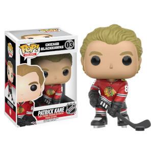 Figura Pop! Vinyl Patrick Kane - NHL