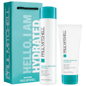Paul Mitchell Moisture Bonus Bag I Am Hydrated (Worth £26.00)
