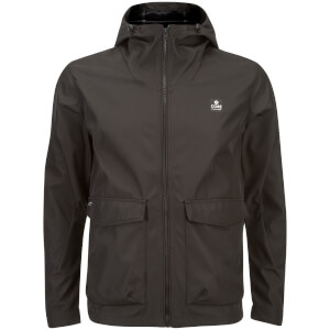 Jack & Jones Men's Core Saber Hooded Jacket - Black