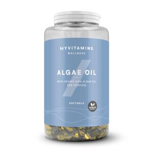 Gélules d'huile d'algues