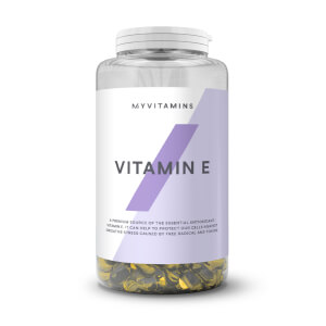 Vitamin E Softgels