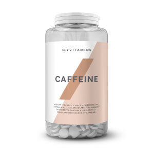 カフェイン錠剤