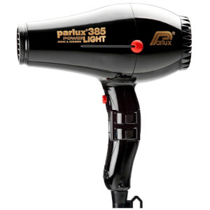 Parlux 385 Power Light Hair Dryer 2150W - Black