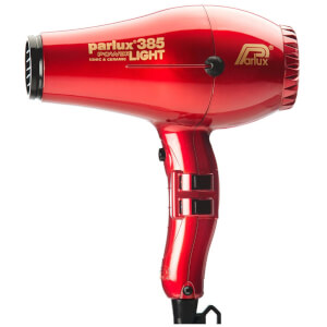 Parlux 385 Power Light Hair Dryer 2150W - Red