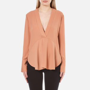 By Malene Birger Women's Dosiana Flared Top - Clean