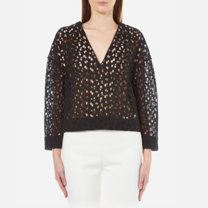 By Malene Birger Women's Tosemis Top - Black