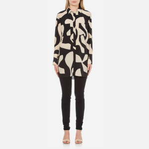 By Malene Birger Women's Frincalia Silk Shirt - Black