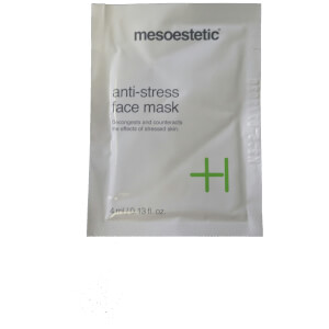 Mesoestetic Anti-Stress Face Mask 4ml Free Gift