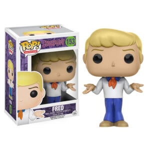 Scooby-Doo Fred Funko Pop! Figuur