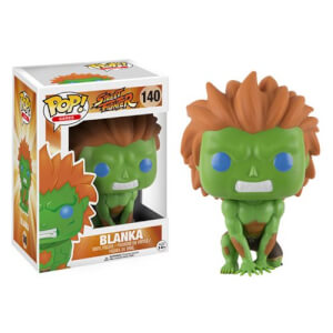 Street Fighter Blanka Funko Pop! Figuur
