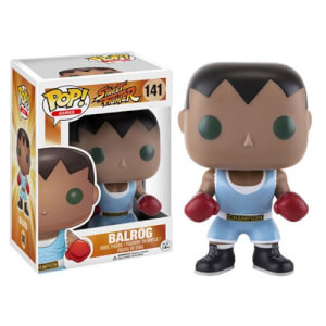 Street Fighter Balrog Funko Pop! Figuur