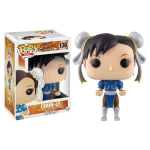 Street Fighter Chun-Li Funko Pop! Figuur