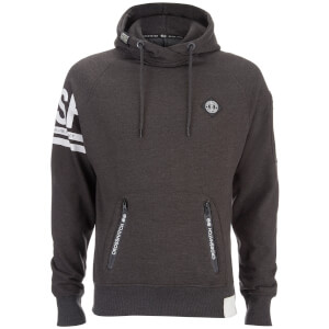 Crosshatch Men's Boost Hoody - Charcoal Marl