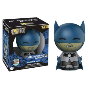 DC Comics Blackest Night Batman Speciality Dorbz Vinyl Figure