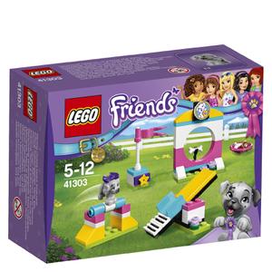 LEGO Friends: L'aire de jeux des chiots (41303)