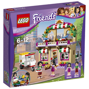 LEGO Friends: La pizzeria d'Heartlake City (41311)