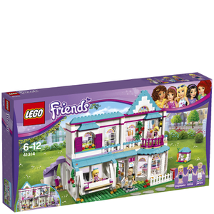 LEGO Friends: Stephanies huis (41314)
