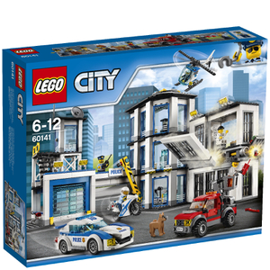 LEGO City: Le commissariat de police (60141)