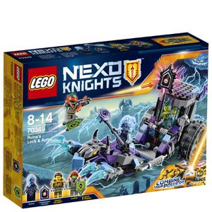 LEGO Nexo Knights: Ruina's Lock & Roller (70349): Image 1