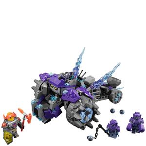 LEGO Nexo Knights: Three Brothers (70350): Image 2