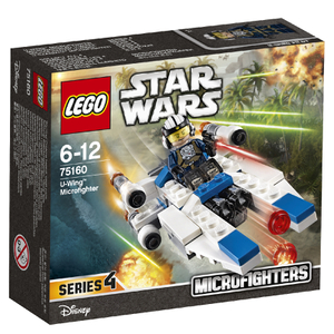 LEGO Star Wars: U-Wing™ Microfighter (75160)