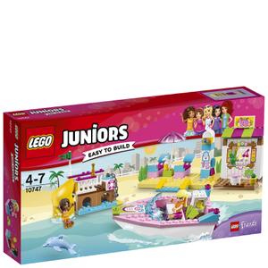 LEGO Juniors: Les vacances à la mer d'Andréa et Stéphanie (10747)