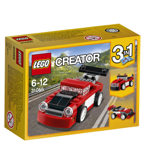 LEGO Creator: Red Racer (31055)