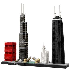 LEGO Architecture: Chicago (21033): Image 2