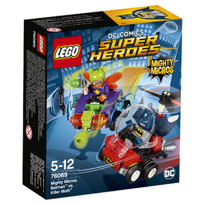 LEGO Superheroes Mighty Micros: Batman™ vs. Polilla Asesina (76069)