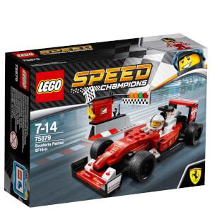LEGO Speed Champions: Scuderia Ferrari SF16-H (75879)