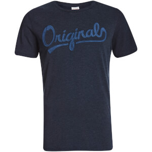 T-Shirt Homme Originals Anything Jack & Jones -Bleu Marine