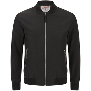 Jack & Jones Originals Men's Pacific Bomber Jacket - Black