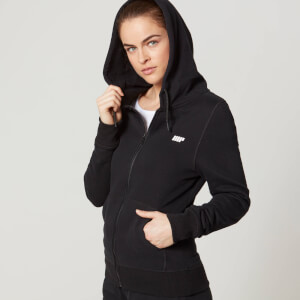 Tru-Fit Zip-Up hættetøje
