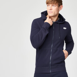 Sweat à Capuche & Fermeture Tru-Fit