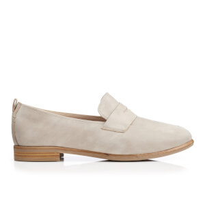 Clarks Women's Alania Belle Suede Loafers - Sand
